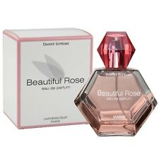 BEAUTIFUL ROSE woman Damen Eau de Parfum 100ml EdP. Danny Suprime Parfüm