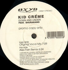 KID CREME - Down And Under - Oxyd