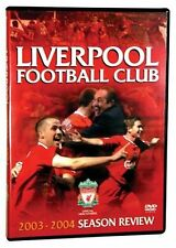 Liverpool FC - End Of Season Review DVD 2003/2004 03/04
