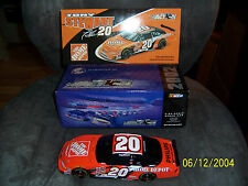 Tony Stewart 2002 Grand Prix  #20 Home Depot Bank