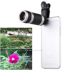 8X Télescope Objectif Zoom Téléobjectif Caméra optique pour iPhone 6 Plus 5S