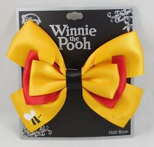 New Disney Winnie The Pooh Bear Cosplay Hair Bow Pin Clip Costume Dress-Up