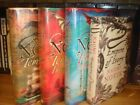 NAOMI NOVIK + TEMERAIRE + THE 1ST FOUR BOOKS SIGNED LIMITED TO 100 COPIES