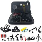 26 in 1 Head Chest Mount Floating Monopod Accessories Kit for Gopro Hero Camera