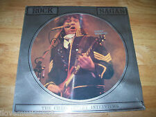 """NEW Gary Moore RARE UK IMPORT 12"""" PICTURE disc SEALED SS MINT VINYL Chris Tetley"""
