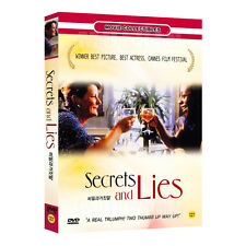 Secrets and Lies (1996) DVD - Brenda Blethyn (*Subtitles can't be turned off!)