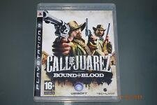 Call of Juarez Bound in Blood PS3 Playstation 3 **FREE UK POSTAGE**