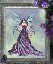 "COMPLETE XSTITCH MATRLS  ""THE FAIRY GUIDE (EVENING STAR"" RL47 by Passione Ricamo"