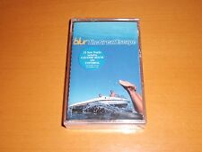 """BLUR """"THE GREAT ESCAPE"""" CASSETTE TAPE 1995 HOLLAND RARE! NEW & SEALED! OASIS"""