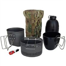BCB CN014A CRUSADER MK II COOKING SYSTEM 6PC SET WITH MULTICAM POUCH