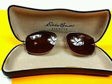 Genuine Eddie Bauer sunglasses/ eyeglasses clip on * scratches free