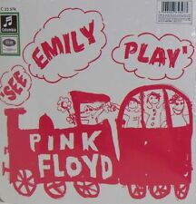 "PINK FLOYD See Emily Play 7"" 45 rpm PINK Vinyl EP + poster 2013 RSD New/Sealed"