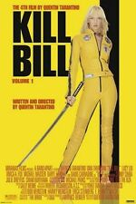 KILL BILL VOLUME 1. MOVIE POSTER (91x61cm) TARANTINO NEW WALL ART
