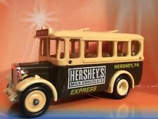 "RARE Lledo pressofusione 1935 Dennis Bus ""HERSHEY'S"" BOXED"