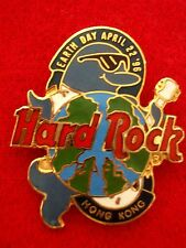 HRC Hard Rock Cafe Hong Kong Earth Day 1996 LE500 Dolphin