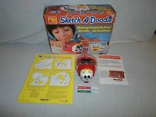Tested ! Ohio Art **Sketch A Doodle** 501 Art Etch A Electric Drawing Toy Craft