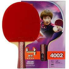 Ping Pong Table Tennis Racket Paddle Bat DHS 4002 4 star Brand New
