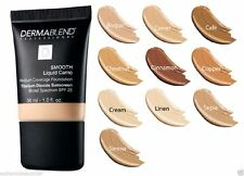 Dermablend Smooth Liquid Camo Foundation - COPPER NEW IN BOX 30ML/1 OZ.