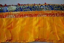 Tibetan shambu / silk shamboo / wall hanging / shrine room decor