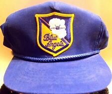Vintage Blue Angels, Blue, Young An Hat Co., One size, Mesh Snapback Hat Cap