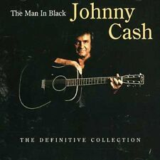Johnny Cash Man in black-The definitive collection (24 tracks, 1994) [CD]