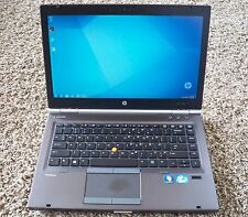 "HP Elitebook 8470w Workstation 14.0"" HD+ Quad Core i7 3720QM beats 8460P 8470P"