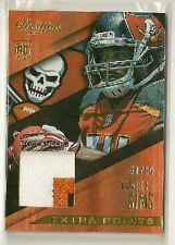 Charles Sims 2014 Panini Prestige Extra Points GOLD - RC 3 color Patch #'d 50/50