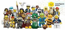 Lego 71001 Collectible Minifigure Series 10: Complete Set of 16 - New & SEALED