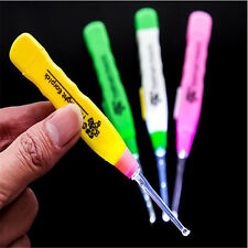 LED Ear Pick - Ear Wax Remover - Mini Flashlight Tool for (see) my ear candles