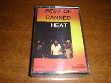 Canned Heat CASSETTE Best Of NEW