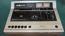 Vintage SONY TC-177SD Dolby Stereo Cassette Deck - Tested Working!!!