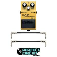 Boss SD-1 Super Overdrive Pedal EFFECTS - NEW - PERFECT CIRCUIT