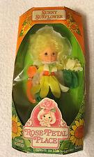 Rose Petal Place Sunny Sunflower Doll Vintage 1984 NIP Kenner