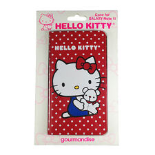 Hello Kitty Red polka dot Samsung Galaxy note 3 case flip leather wallet Sanrio