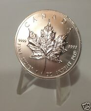2013  1oz Canadian Maple Leaf  .999 Pure Silver  #1512