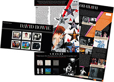 Great Britain-2017 DAVID BOWIE- PRESENTATION PACK