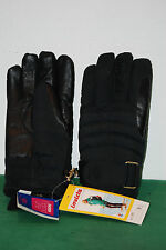 vintage invicta gore-tex thermo ski gloves guanti winter snowboard FISI TANK
