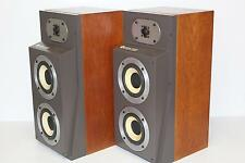LEAK 3030 Time Delay Compensated Hi-Fi Stereo Speakers In Excellent Condition