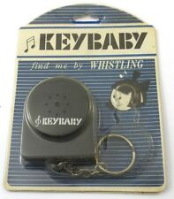 KeyBaby Key Baby Keychain Find by Whistling New Old Stock Vintage