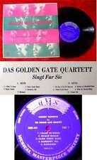 25cm LP Golden Gate Quartet Singt für Sie