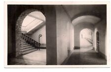 dourgne  abbaye de st-benoit d'en-calcat,le grand escalier du cloitre