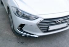 Morris Club Front or Rear Canard Wing Cup Splitters for Hyundai Elantra 2016+