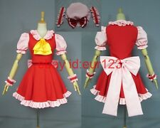 Touhou Project Flandre Scarlet Cosplay Costume Custom