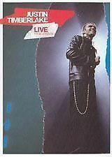 Justin Timberlake : Live from London (DVD + CD)