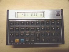 HP 16C Hewlett-Packard Computer Scientist's Calculator,calculadora cientifica
