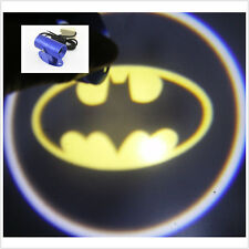 New Motorcycle BATMAN Warning Alarm Guide Signal Indicators Projector Light Lamp