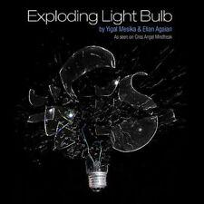 Exploding Light Bulb by Yigal Mesika - Trick