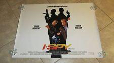 I SPY movie poster EDDIE MURPHY poster, OWEN WILSON poster