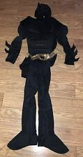 BATMAN DARK KNIGHT ADULT MENS SIZE 42-44 RUBIE'S COSTUME CO W/ MUSCLE CHEST