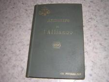 1895.annuaire de l'alliance des maisons d'éducation chrétienne